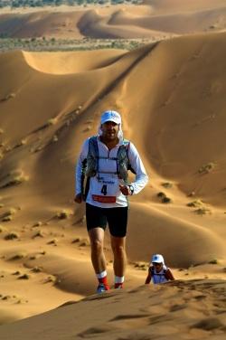 Climbing the Crazy Dune