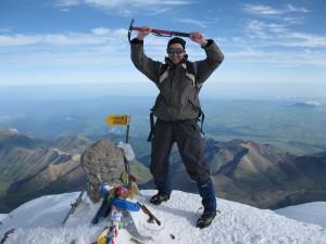 Mt. Elbrus, 5642m