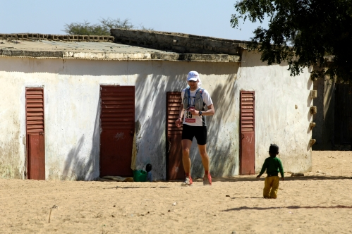Running in Africa