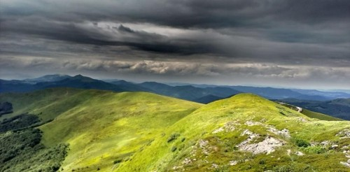 Mountain Meadows of Bieszczady