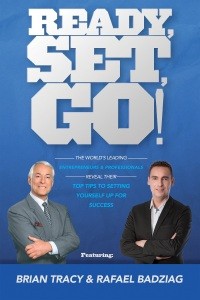 Ready, Set, Go! by Brian Tracy & Rafael Badziag